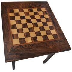 Danish Mid-Century Chess-Games Table