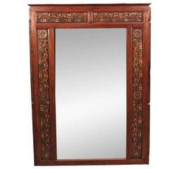 Massive Asian Wall Mirror