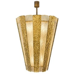"""""""Grand"""" Murano Glass Lantern"""