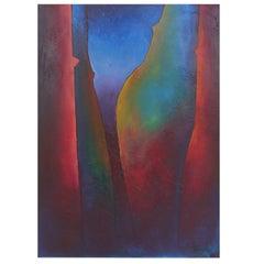 Contemporary Oil Painting by Cuban American Artist Juan Navarette
