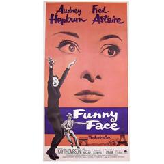 """Funny Face"" Film Poster, 1957"