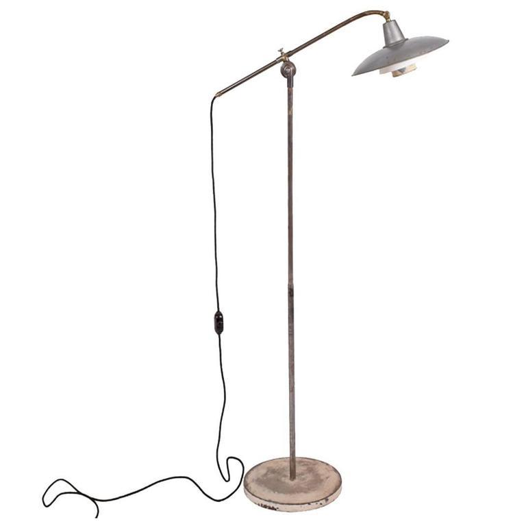 Reading Lamp by Poul Henningsen for Louis Poulsen For Sale