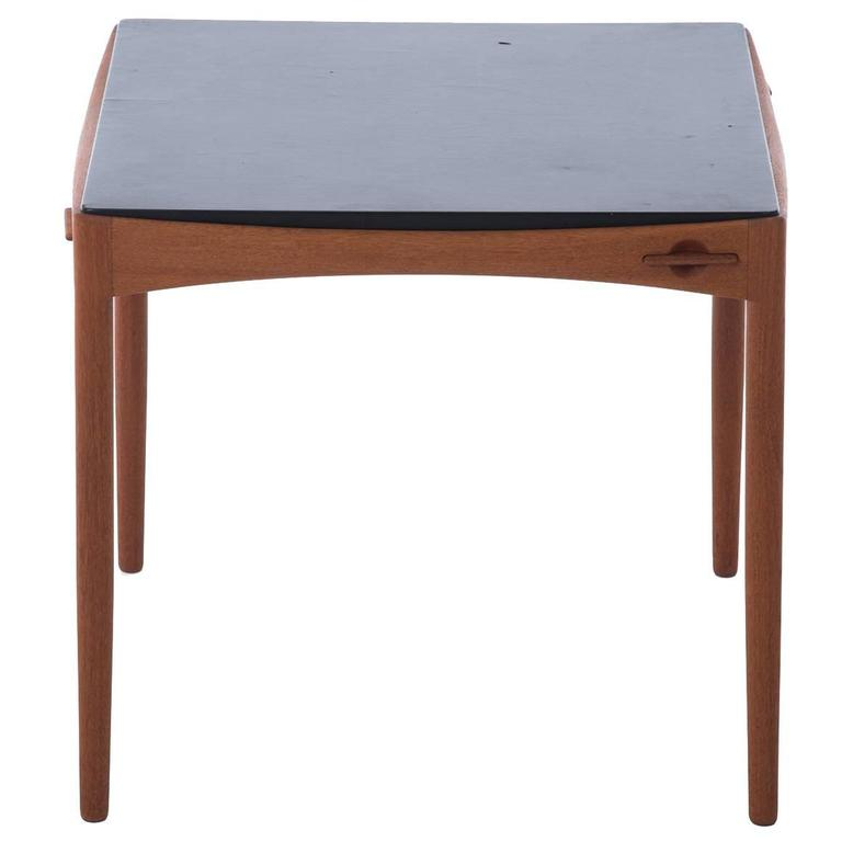 Danish Modern Game Table For Sale
