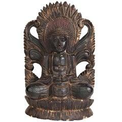 Indonesian Figure of a Buddha