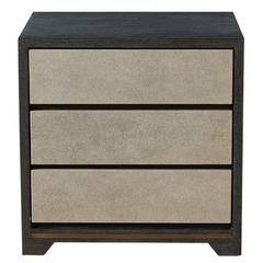 Grove Three-Drawer Side Table