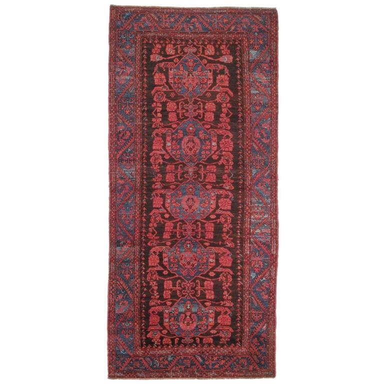 Antique Kula Long Rug For Sale
