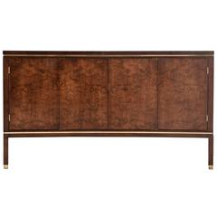 Edward Wormley Curved-Front Credenza