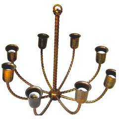 Josef Hoffmann, Ceiling Lamp for the Dining Room in the House Freudenthal