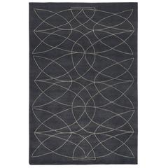 Stylish Dark Grey 'Akana' DGR Rug