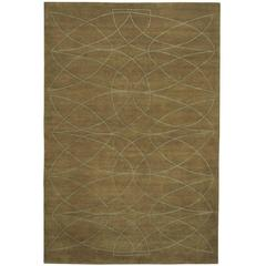Contemporary 'Akana' CML Rug with an Exclusive Pattern