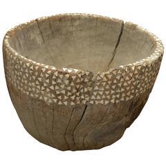 Andrianna Shamaris Original Teak Wood Rice Pounder