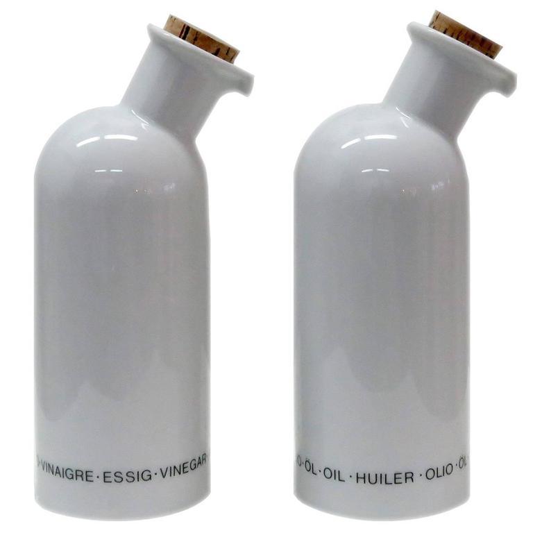 Arzberg Oil and Vinegar Serving Bottles