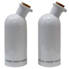 Arzberg Oil and Vinegar Serving Bottles