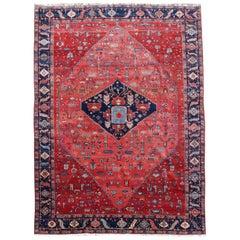 Persian Style Azeri Heriz Rug