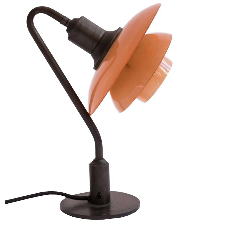 Early Poul Henningsen 2/2 Table Lamp, 1931 For Sale