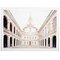 Sant'Ivo Alla Sapienza, Rome by Nelson Hancock