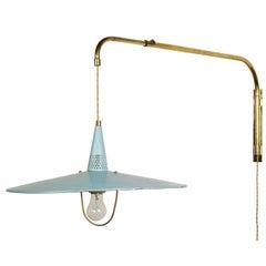 Italian Wall-Mounted Lamp