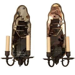 Pair of Nautical Caldwell Sconces