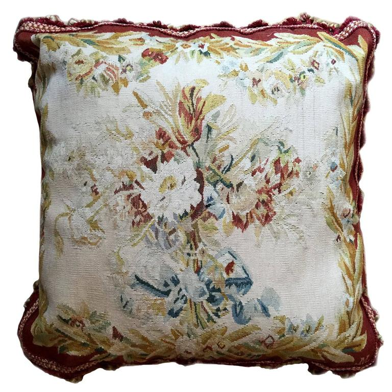 Decorative Pillows, French Style Aubusson The Pillow Cushion Cover