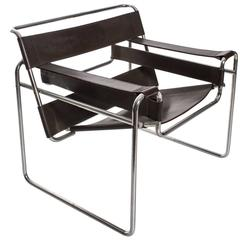 Marcel breuer isokon upholstered long chair 1935 36 for for Chaise wassily