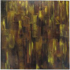 Abstract Expressionist Oil Painting by Bryan Boomershine, 2004