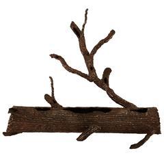 Stick Welded Log