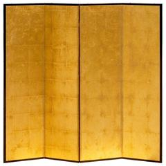 Gold Leaf Screen