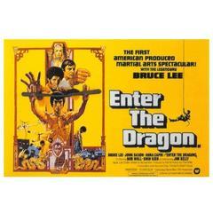 """Enter the Dragon"", Film Poster, 1973"