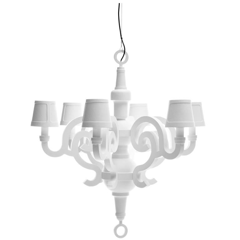 Moooi Paper Chandelier in Large or Extra-Large