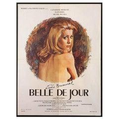 """Belle de Jour"" Film Poster, 1967"