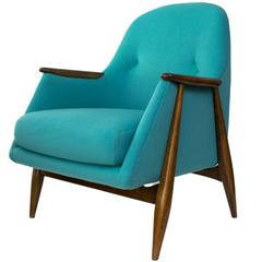 Scandinavian Modern Svante Skogh Chair for Ernst Hjertquists AB