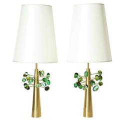 "Roberto Rida ""Ghiande,"" Table Lamps"