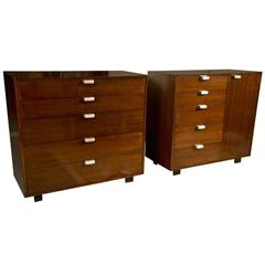 Pair of Chests of Drawers by George Nelson for Herman Miller