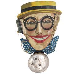 Harold Lloyd Tin toy