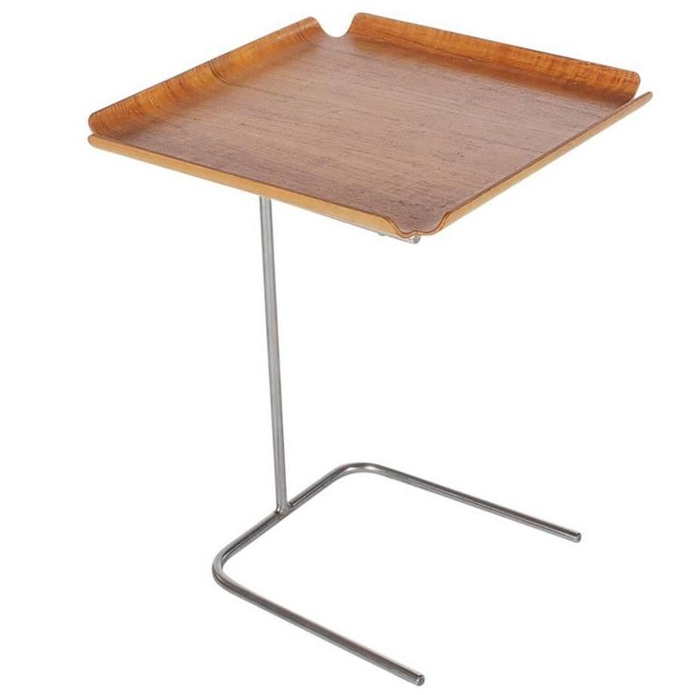 Early Mid-Century Modern George Nelson for Herman Miller Tray Side Table