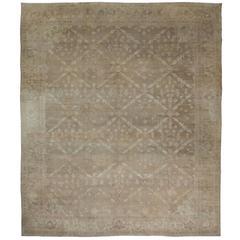 Large Indian Amritsar Carpet