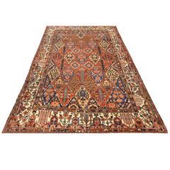 Backthiar Carpet, circa 1900
