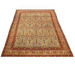 Agra Carpet, 19th Century