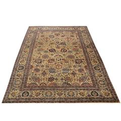 Tabriz Carpet, circa 1900