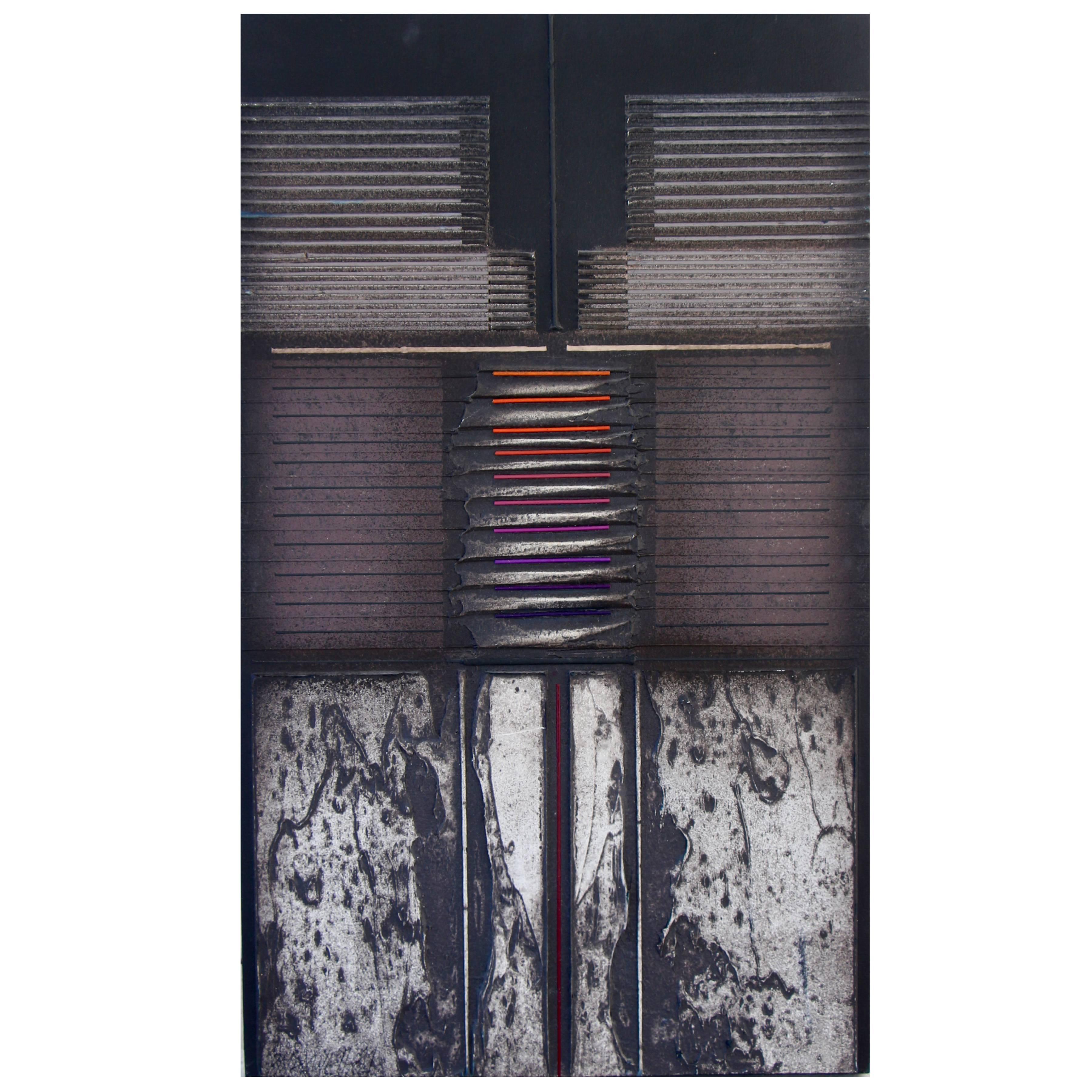 """Paul Maxwell """"Bridge"""" 1984"""