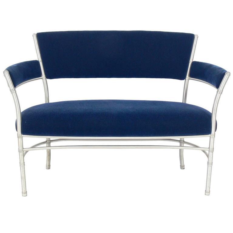 Mcarthur Fine Furniture And Interior Design ~ Warren mcarthur settee for sale at stdibs