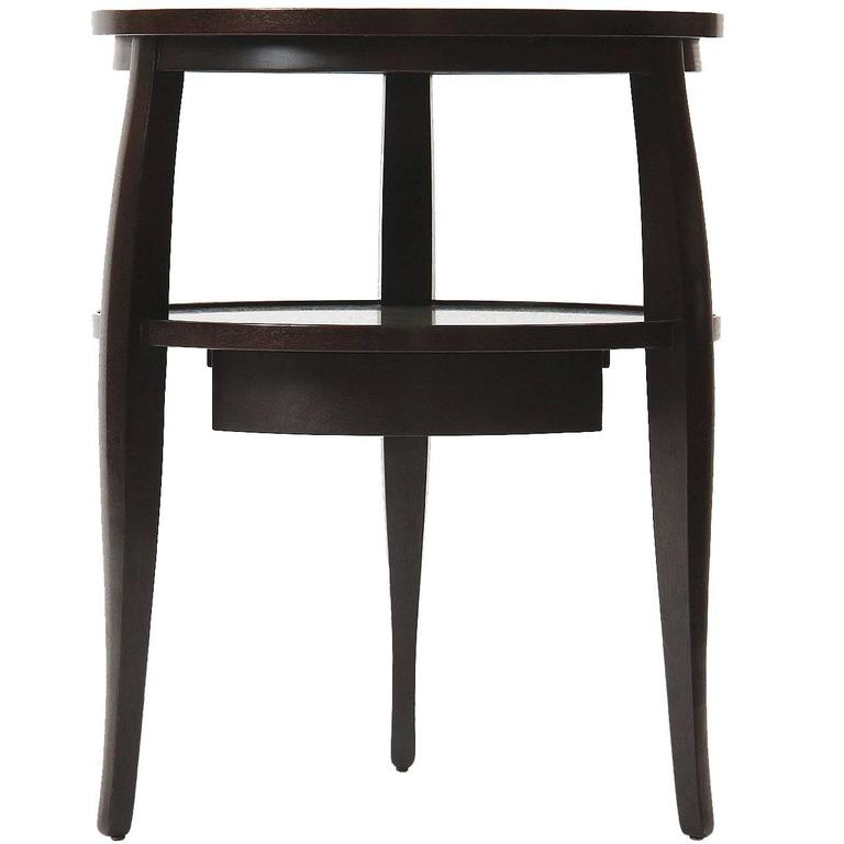 Tiered End Table by Edward Wormley