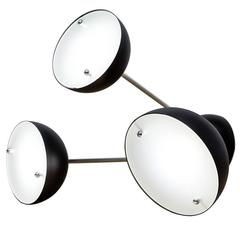 Exclusive 'Molecula' Lamp with a Contemporary Structure