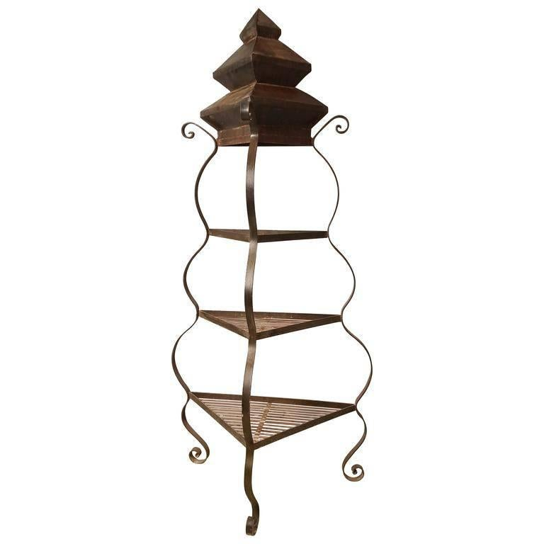 Garden Etagere Or Plant Stand