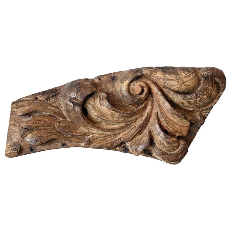 Decorative Architectural Fragment