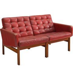 Ole Gjerløv-Knudsen & Torben Lind Two-Seat Sofa, Denmark, 1962