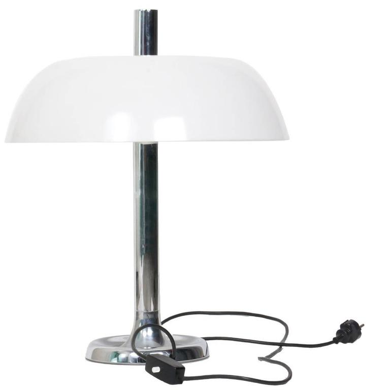 Hillebrand Table Lamp Space Age, 1970