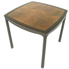 Midcentury Edward Wormley Game Table by Dunbar