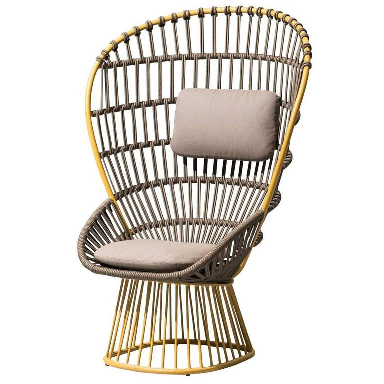 Kettal Cala Armchair for Indoor/Outdoor Use For Sale