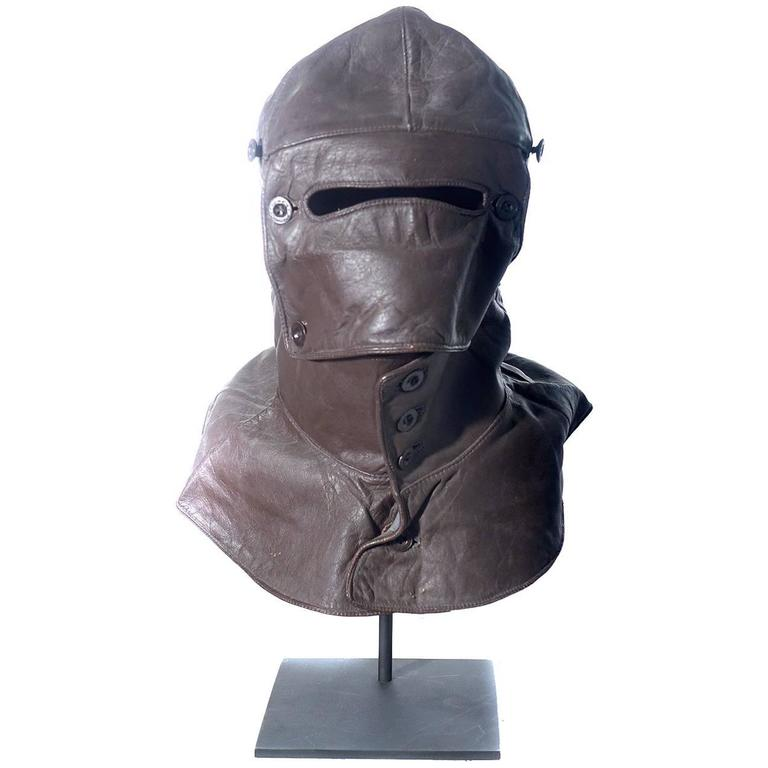 Motorcyclists Cold Weather Hood For Sale